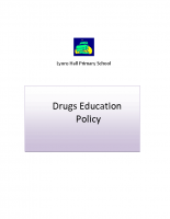 Lyons Hall Drugs Education Policy