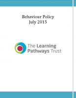 LPAT Behaviour Policy 2015